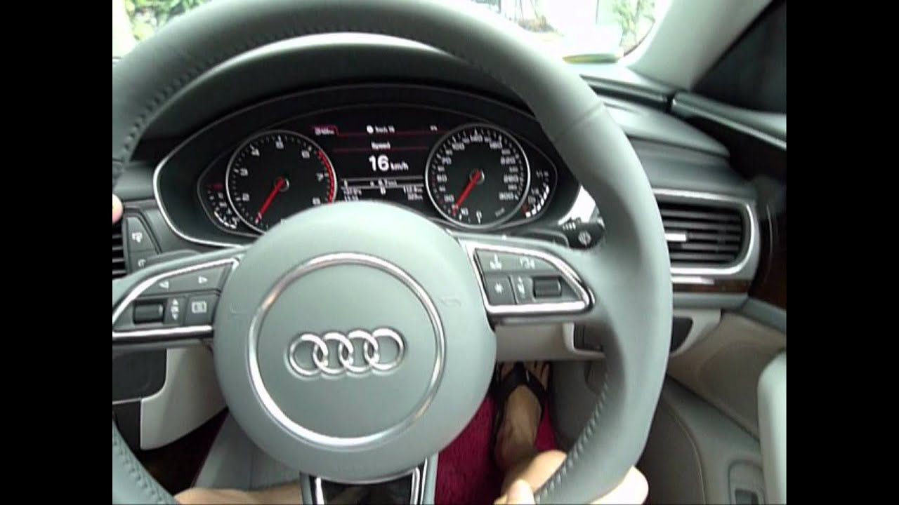 hold assist a6 hold assist system in audi a6. Black Bedroom Furniture Sets. Home Design Ideas