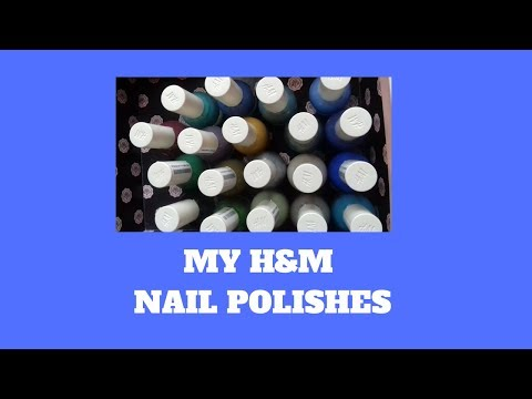 H&M polishes