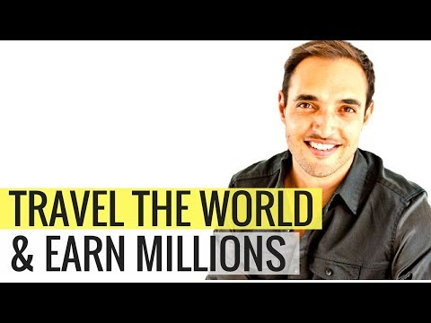 Travelling The World and Earning Millions Per Year With Taki Moore