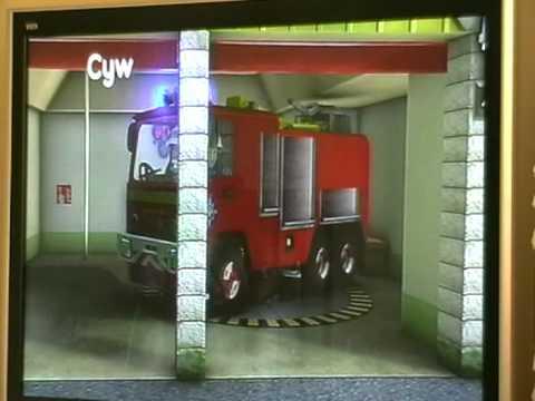 Sam tan Fireman Sam Welsh version