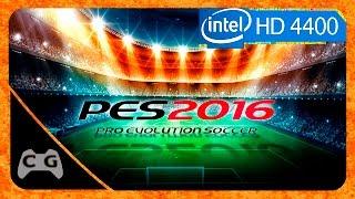 PES 2016 Gameplay Intel HD Graphics (Testando Driver Iris) #92