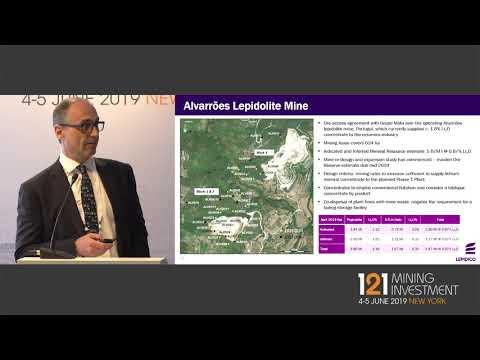 Presentation: Lepidico - 121 Mining Investment New York 2019 Spring