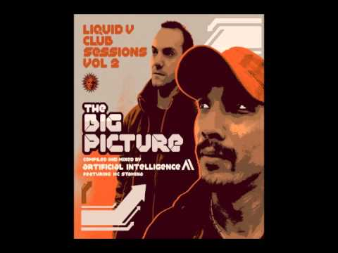 Artificial Intelleigence Liquid V Club Sessions Vol 2 The Big Picture (2006)