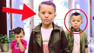 FV Family PARTY IN THE ELEVATOR Top 7 Things YOU MISSED !! 🌟 w/ SHAWN,LEXI,MICHAEL,CHASE 🌟 Video