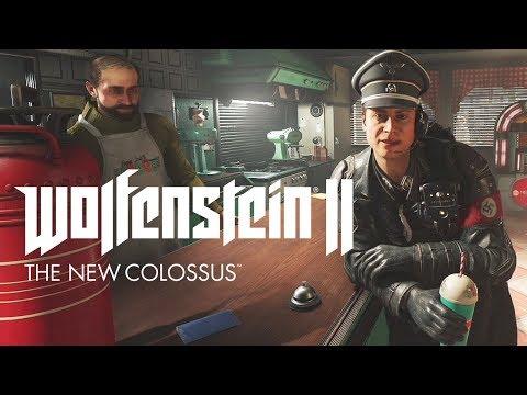 Wolfenstein II: The New Colossus – Strawberry Milkshake
