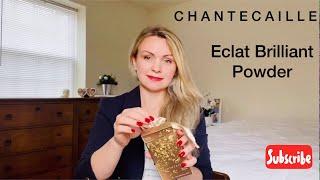 CHANTECAILLE Holiday 2019 Face Powder |Сияющая пудра Eclat Brilliant|.Обзор и первые впечатления.