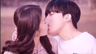 Romantic Love Story 💗 Korean Mix Hindi Song 💗 kore klip 💗「Love pub MV」