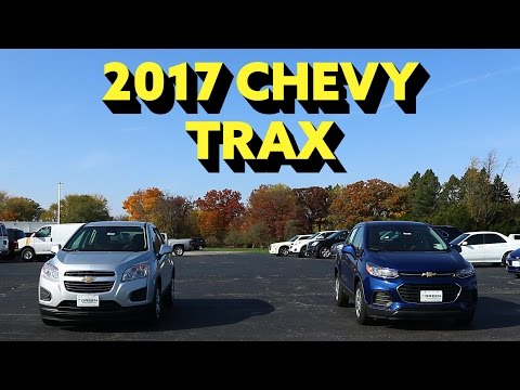 2017 Chevrolet Trax | Update and First Look