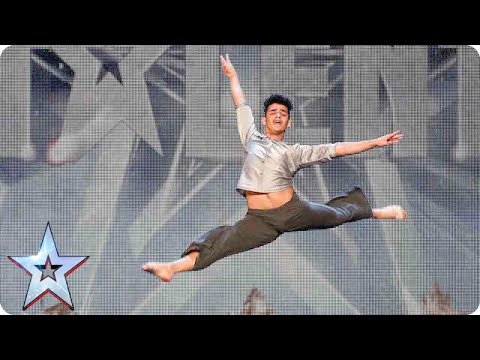 Will Jonathan's contemporary dancing split the Judges? | Britain's Got Talent 2015
