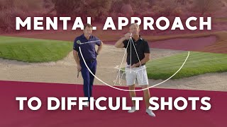 Nick Faldo's Favorite Mental Trick for Difficult Shots