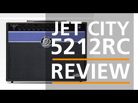 Jet City 333 5212RC Guitar Amplifier Review With Tom ...