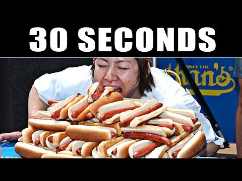 10 World Records That Will NEVER Be Broken