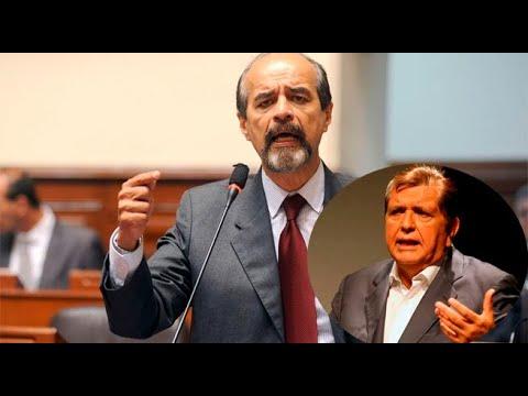 """Mauricio Mulder sobre Alan García: """"dio su cuota de sangre para que el Perú sea democrático"""""""