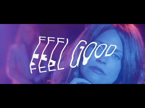 """Ty Segall and Denée Segall """"Feel Good"""" (Official Music Video)"""