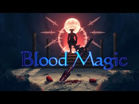 Blood Magic мод для Minecraft ////