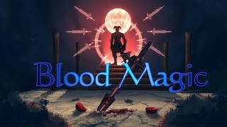 Оф.Обзор Blood Magic Алхимия, заклинания, телепортация S2EP22