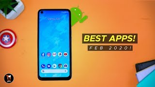 Top 5 Best Android Apps | February 2020!