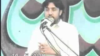 Zakir Taqi Abbas Qayamat (Shahdat Bibi Sakina s.a) Koot Shaan Gujranwala