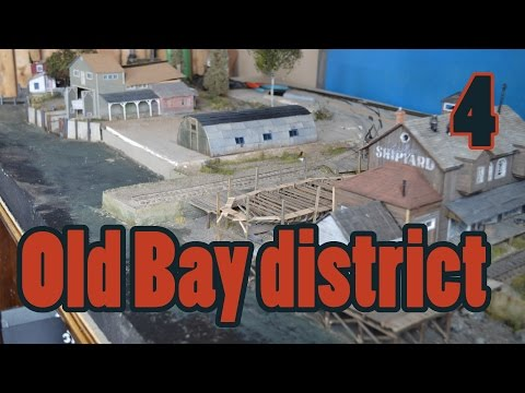 Painted Black | Old Bay District | Finescale Waterfront