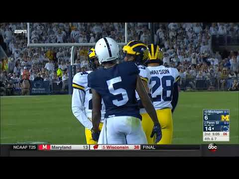 2017 - Michigan Wolverines at Penn State Nittany Lions in 30 Minutes