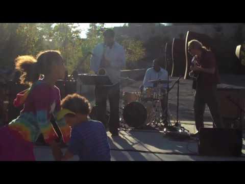 "McTuff Performing ""Tough Love"" Super Funky Jazz @ Seattle Art Museum's Waterfront Sculpture Park"