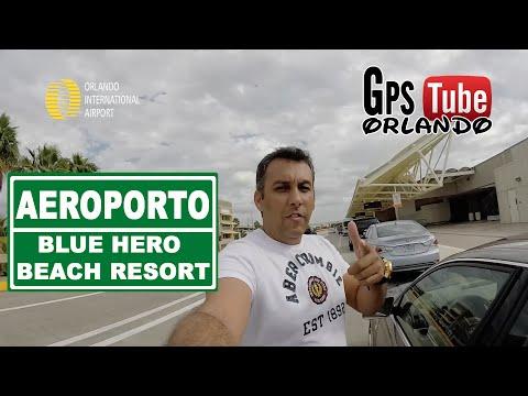 ORLANDO, AEROPORTO (MCO) PARA HOTEL BLUE HERON BEACH, LAKE BUENA VISTA