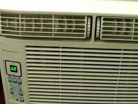 the frigidaire keeping cool with the frigidaire air conditioner