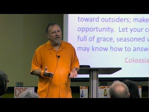 Broadway Church of Christ Evangelism Class: Milton Jones