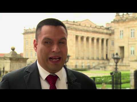 Juan Carlos Ortiz, periodista de la Cámara de Representantes   #ViveDigitalTV N3 C26