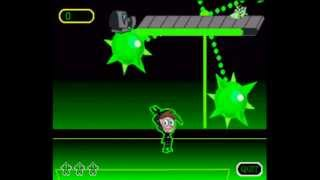 The Fairly Odd Parents Flash Game- Power Surge