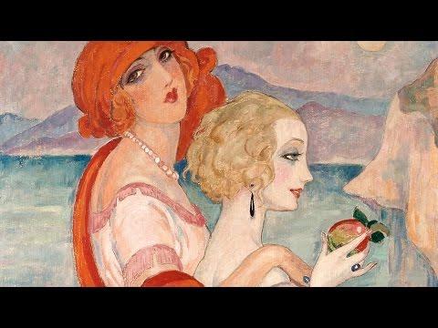 "Gerda Wegener ""The Danish girl's wife"""