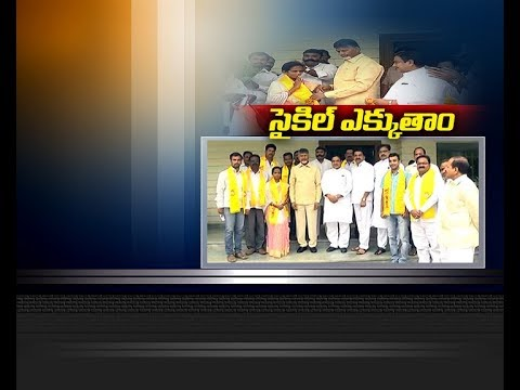 YCP MLAs joins TDP | A Report