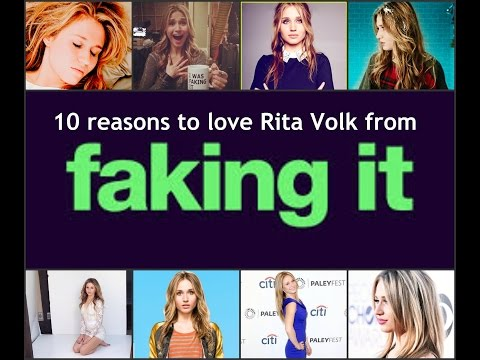 10 reasons to love Rita Volk from