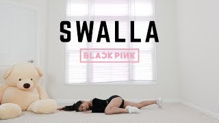 Swalla BLACKPINK LISA SOLO DANCE - Lisa Rhee Dance Cover.mp3