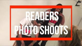 READERS SHOOT | PAPERCHASERS INK | PART #1