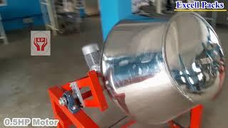 Powder Mixing Machine Manufactures