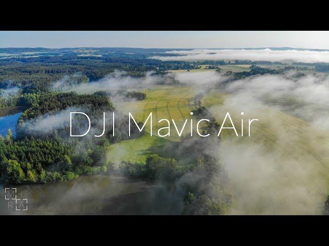 DJI Mavic Air - perfektní dron na Tvou dovolenou?