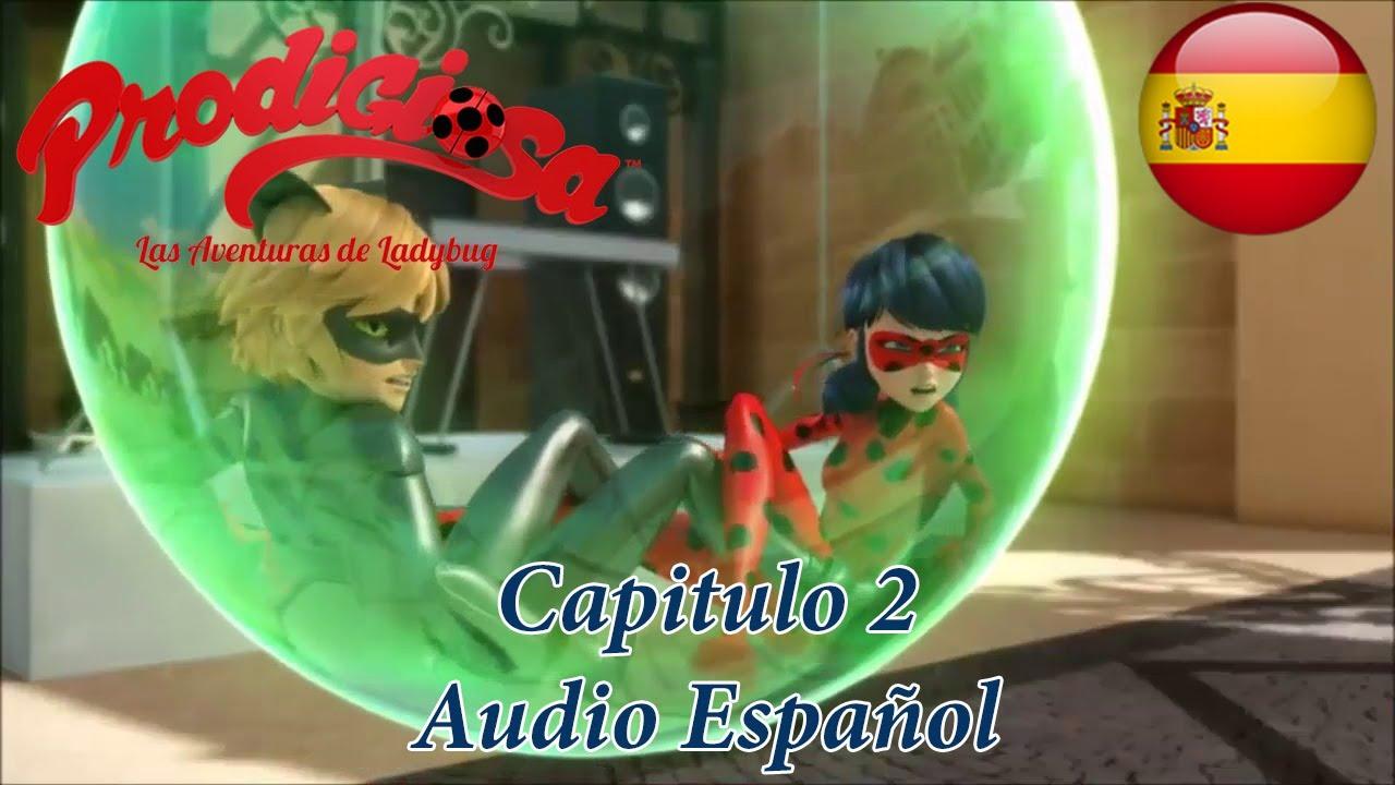 Capitulo 2 Prodigiosa Las Aventuras De Ladybug Tormentosa Audio Español