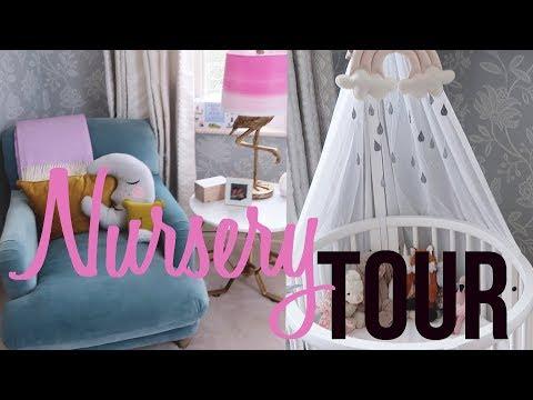 NURSERY Tour!   Fleur De Force