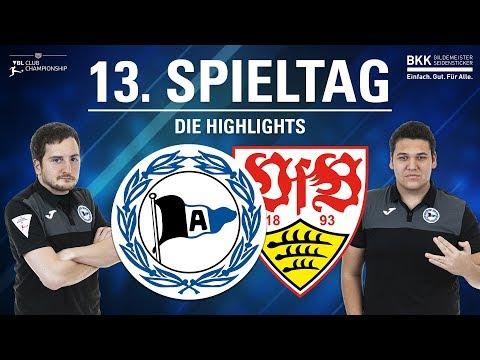 FIFA 19 Virtual Bundesliga | Arminia eSports vs. Stuttgart, Hertha & Mönchengladbach