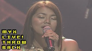 MYMP – Love Moves (In Mysterious Ways) (Myx Live! Performance)