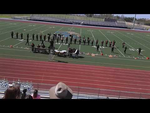 Castle Park High School Trojan Brigade (Bonita Vista Field Tournament) at San Isidro High School