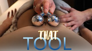 THAT TOOL | Asmr Binaural Sounds With Asmr Back Massage