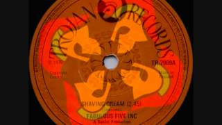 FAB FIVE INC ~ SHAVING CREAM & CREAM (TROJAN) REGGAE