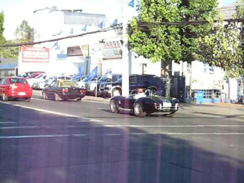 Shelby Cobra 427 Stgo, Chile