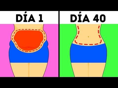 9 Ejercicios que adelgazarán tu cintura y quemarán la grasa de tu vientre