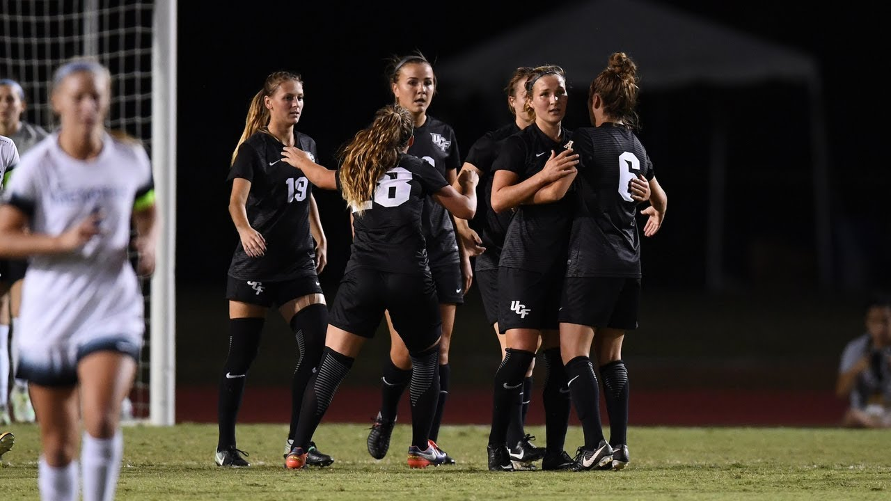 the best attitude aa00c 0007c 2017 Women's Soccer Championship: Semifinals - UCF Postgame Interviews
