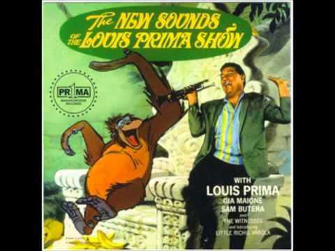 Louis Prima  I Wanna Be Like You