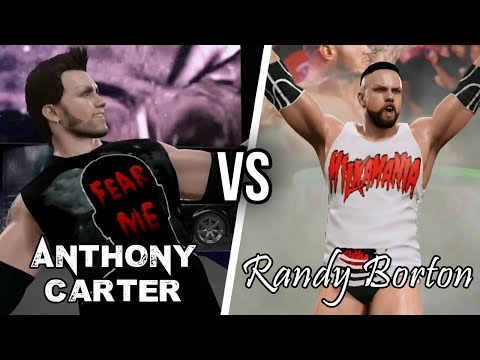 TWF Xbox One League - Anthony Carter v Randy Borton