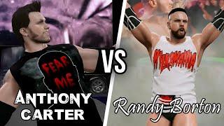 TWF Xbox One League - Anthony Carter v Randy Borton
